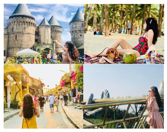 Bắt lấy chương trình Du lịch trước - Trả tiền sau chưa từng có, các gia đình đổ xô đặt tour đi Đà Nẵng - Ảnh 7.
