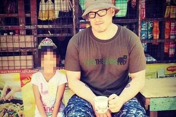Cảnh báo: Tội phạm ấu dâm người Anh đến Việt Nam sống sau khi ra tù - Ảnh 1.