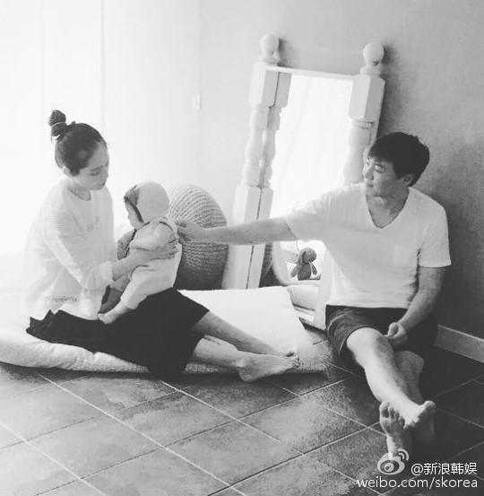 Biểu tượng sắc đẹp Hàn Han Ga In đã hạ sinh con thứ 2 khỏe mạnh cho chồng gia thế khủng  - Ảnh 1.