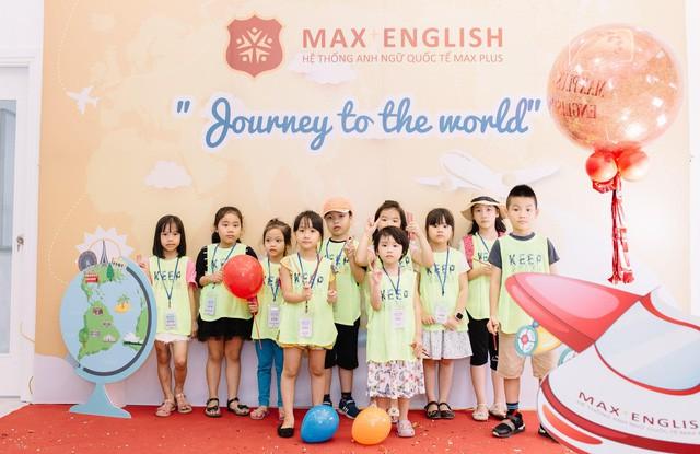 Những khoảnh khắc đáng nhớ của lễ khai trương hệ thống Anh ngữ quốc tế Maxplus English tại phố đi bộ Tràng Tiền - Ảnh 7.