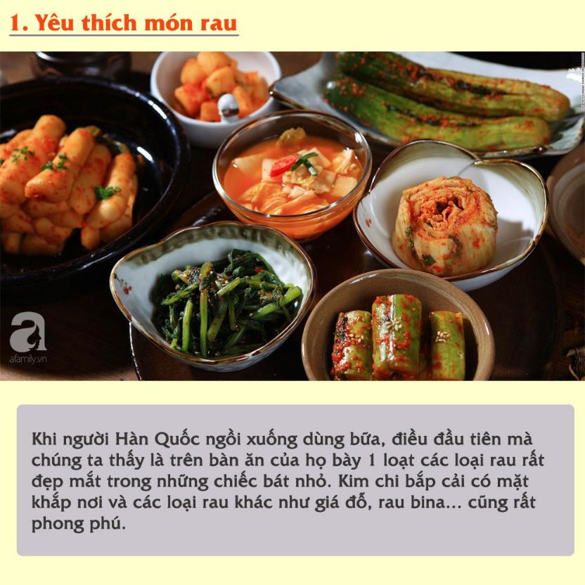 Các cô gái Hàn Quốc ăn rất nhiều nhưng họ không bị béo: Đây chính là quyết cho chị em học theo - Ảnh 1.