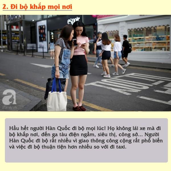 Các cô gái Hàn Quốc ăn rất nhiều nhưng họ không bị béo: Đây chính là quyết cho chị em học theo - Ảnh 2.