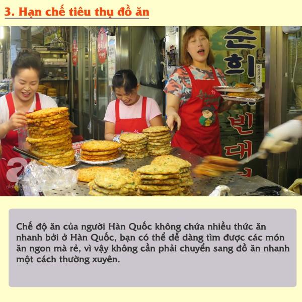 Các cô gái Hàn Quốc ăn rất nhiều nhưng họ không bị béo: Đây chính là quyết cho chị em học theo - Ảnh 3.