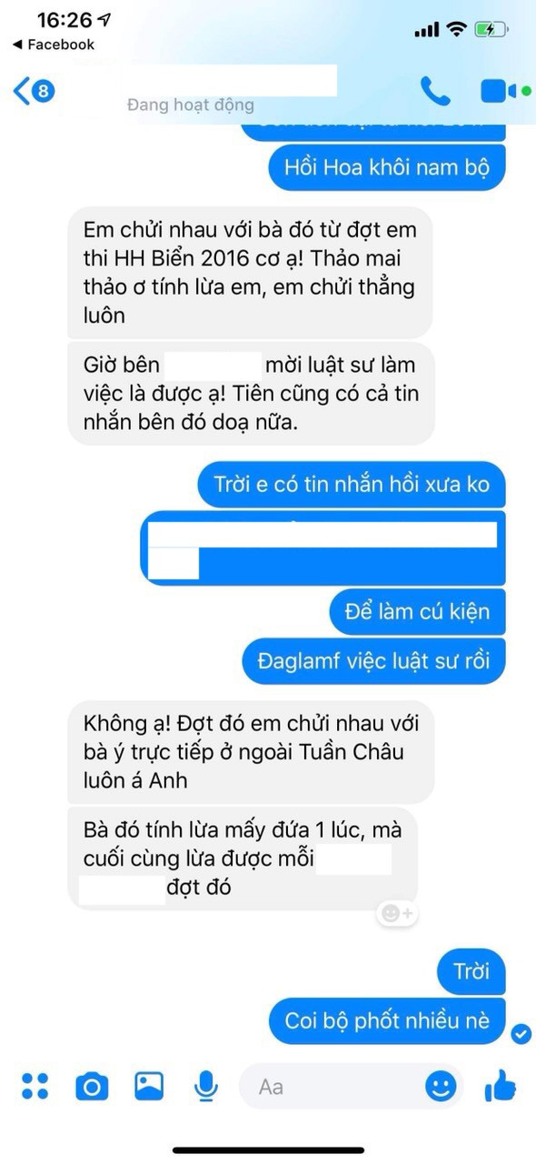 Người đẹp nhân ái Thùy Tiên chính thức gửi đơn tố cáo chị gái Hoa hậu Đặng Thu Thảo nằm trong đường dây lừa đảo thí sinh thi nhan sắc - Ảnh 5.