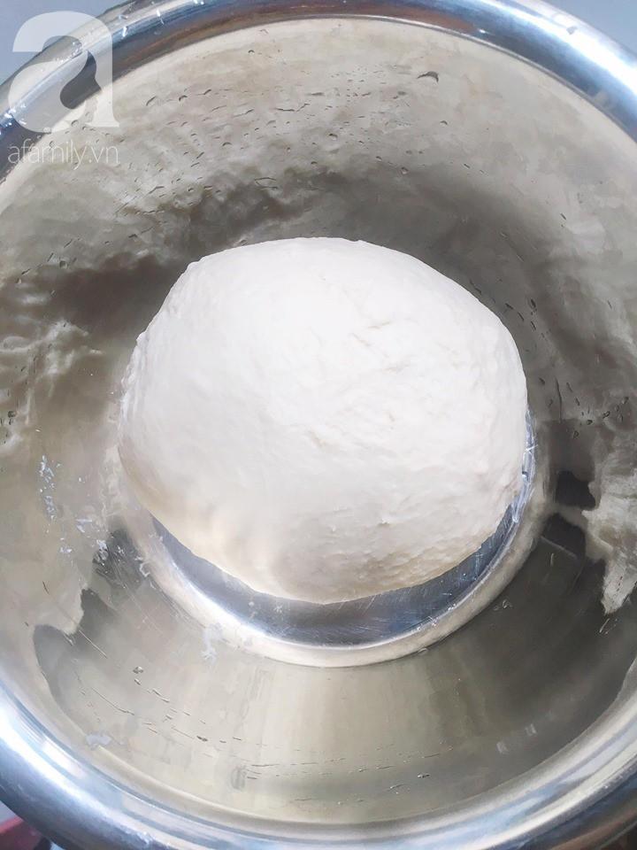 Công thức làm bánh bao Ngọc Trinh trắng mịn ngắm đã yêu - Ảnh 2.