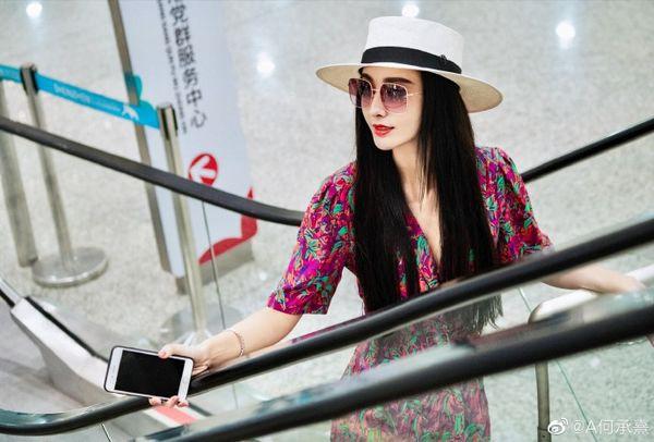 """Xuất hiện Phạm Băng Băng """"nhái"""" đi dự LHP Cannes  - Ảnh 2."""