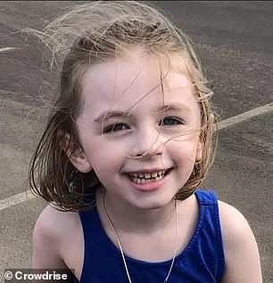 Mắc bệnh lạ, bé gái 5 tuổi không thể tiếp xúc với ánh nắng mặt trời bởi điều khủng khiếp này sẽ xảy ra - Ảnh 1.