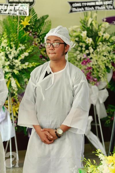 Con đầu qua đời vì tai nạn, hậu sự của nghệ sĩ Lê Bình đều do cậu con út lo liệu - Ảnh 9.