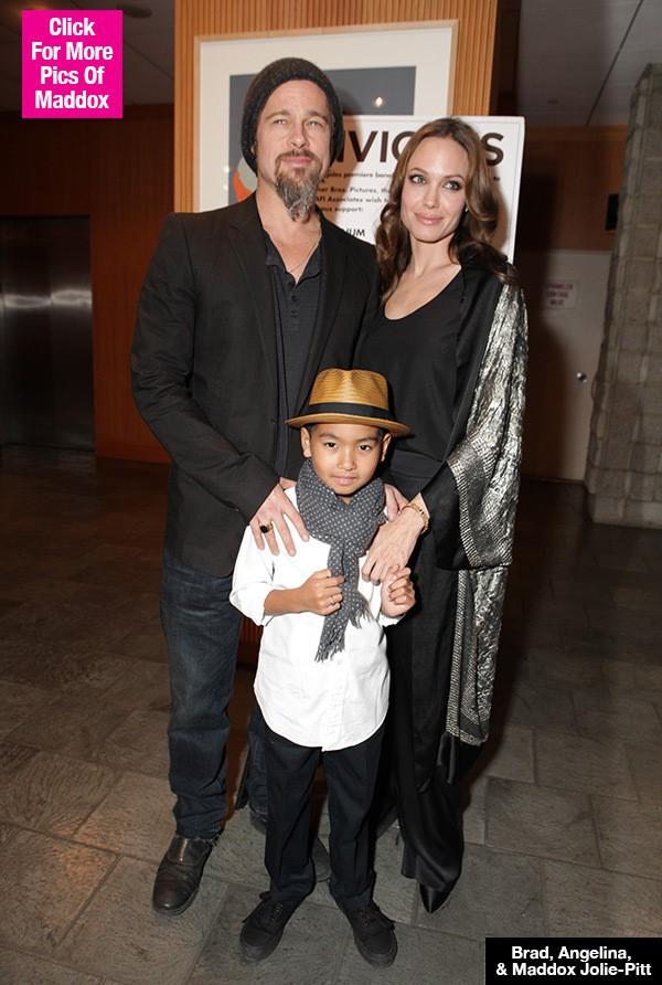 Cậu cả Maddox: Từ cậu bé Campuchia mồ côi, thiếu vắng tình thương tới nguyên nhân khiến Angelina Jolie chấm dứt chuyện tình 12 năm với Brad Pitt  - Ảnh 4.