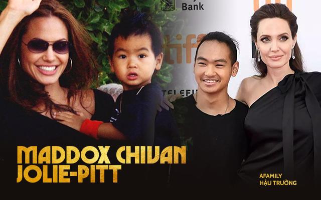 Cậu cả Maddox: Từ cậu bé Campuchia mồ côi, thiếu vắng tình thương tới nguyên nhân khiến Angelina Jolie chấm dứt chuyện tình 12 năm với Brad Pitt  - Ảnh 3.