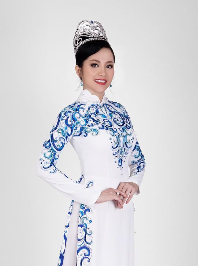 Hoa hậu Thiên Nga: Tiểu thư cành vàng 2 lần đăng quang Hoa hậu, lấy chồng Giáo sư đại học Mỹ nhưng phải chịu nhiều bất hạnh nghiệt ngã - Ảnh 3.