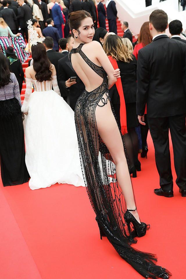 Nếu Khắc Tiệp định kể chuyện cổ tích tại Cannes thì Ngọc Trinh ắt hẳn phải vào vai Cám, nhường vai chính diện cho cô gái này  - Ảnh 1.