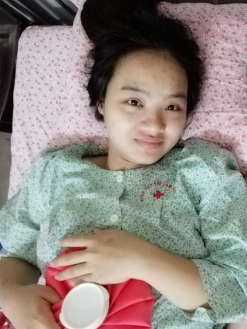 Mẹ Hà Nội kể chuyện bị nhiễm trùng vết mổ sau sinh phải vét mủ nhiều lần, hội chị em chưa chồng nghe xong không dám đẻ - Ảnh 4.
