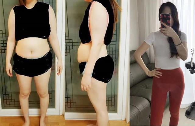 Đánh bay 36kg sau khi sinh mà không cần ăn kiêng, mẹ 2 con chia sẻ cách giảm cân ai cũng làm được - Ảnh 2.