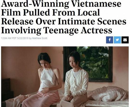 Sau Mỹ, đến lượt báo Hàn đưa tin vụ Vợ Ba dừng chiếu vì cảnh 18+ gây sốc của thiếu nữ 15 tuổi - Ảnh 3.