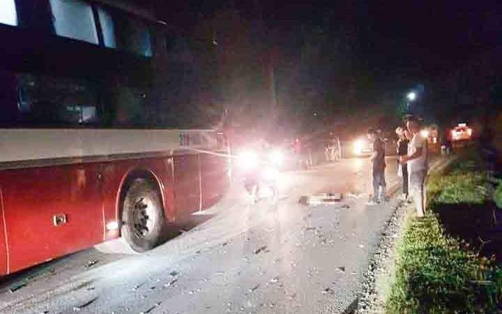 Yên Bái: Mượn xe máy đi chơi, hai học sinh lớp 8 tử vong thương tâm sau va chạm với xe khách