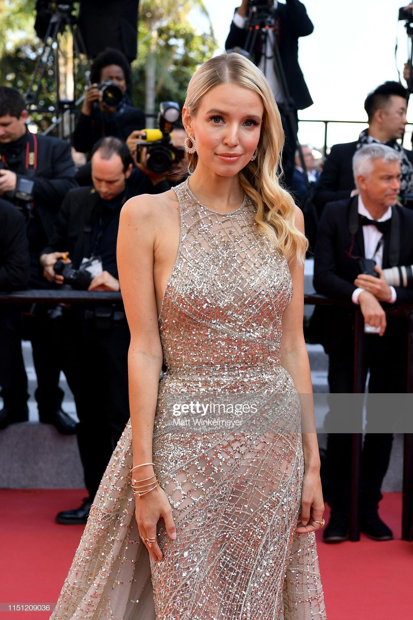 Thảm đỏ Cannes ngày 10: Các người đẹp thả rông ngực, cố tình làm trò lố vẫn bị truyền thông ngó lơ - Ảnh 18.