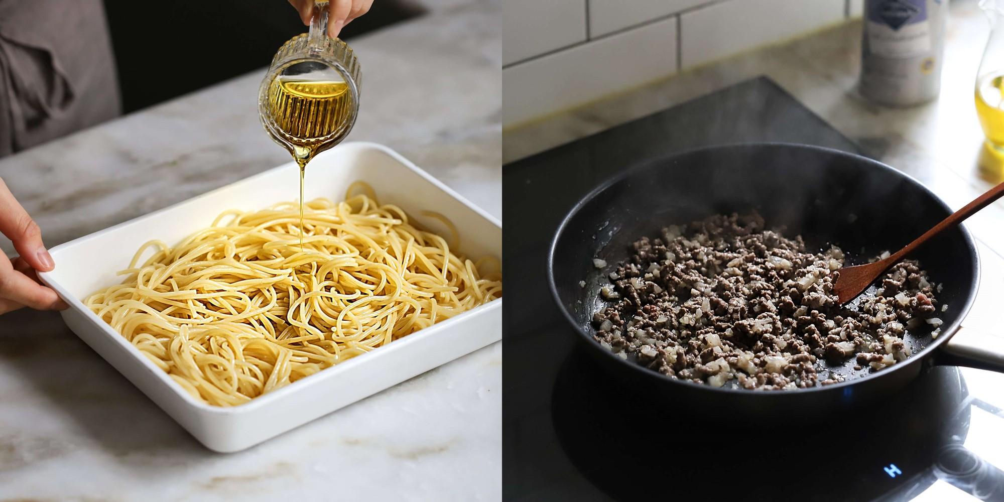 Món mì Ý ngon chuẩn vị hóa ra có cách làm dễ vô cùng! - Ảnh 3.