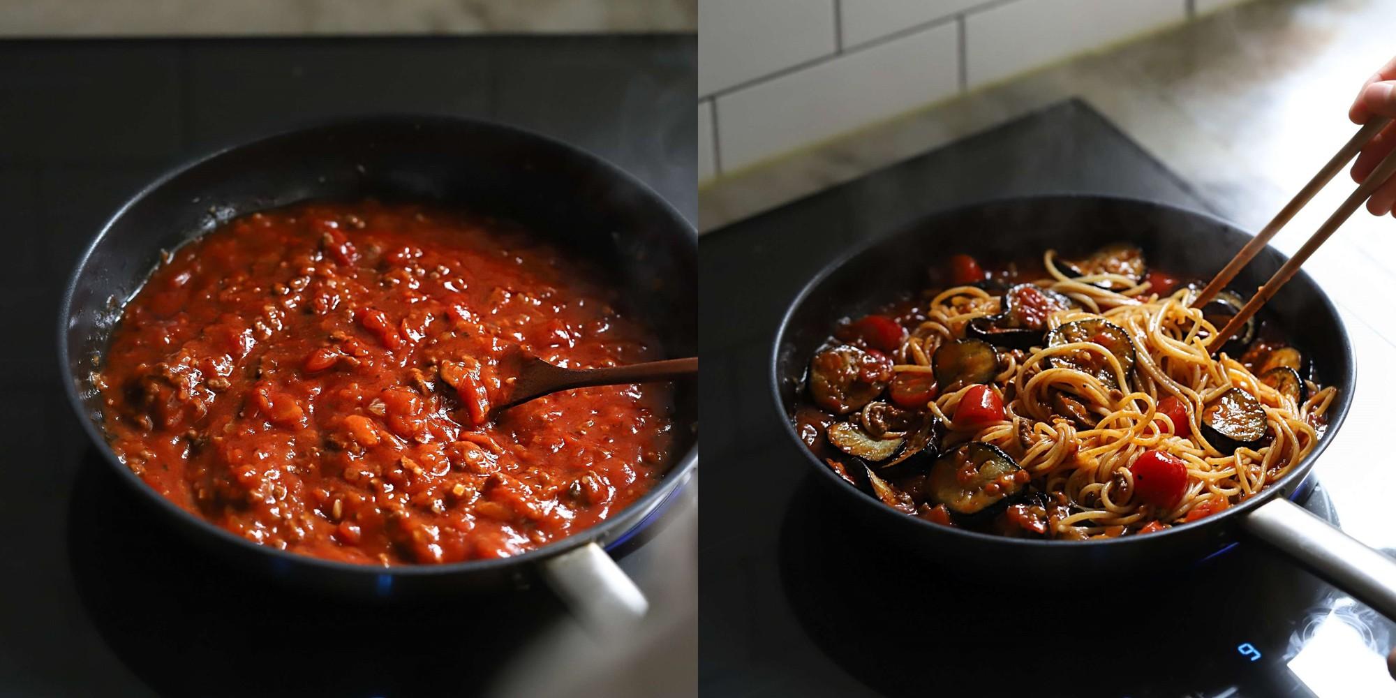 Món mì Ý ngon chuẩn vị hóa ra có cách làm dễ vô cùng! - Ảnh 4.