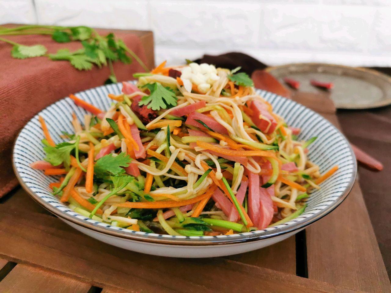 Cách làm món nấm trộn ngon xuất sắc, vừa ngon lại giúp giảm cân nhanh chóng