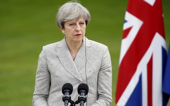 Khoảnh khắc xúc động khi người đàn bà thép Theresa May rơi nước mắt trong giây phút tuyên bố từ chức và 3 năm thăng trầm của nữ Thủ tướng Anh - Ảnh 6.