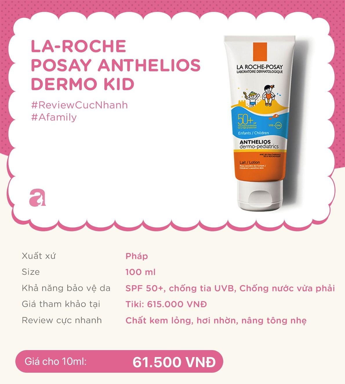 Review nhanh 10 lọ kem chống nắng dành cho trẻ em giá từ 70k đến 700k  - Ảnh 11.