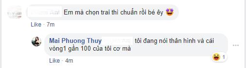 Mai Phương Thúy lộ thân hình to gấp ba lần Hương Giang nhưng số đo vòng 1 cô tiết lộ mới thực sự gây choáng - Ảnh 3.