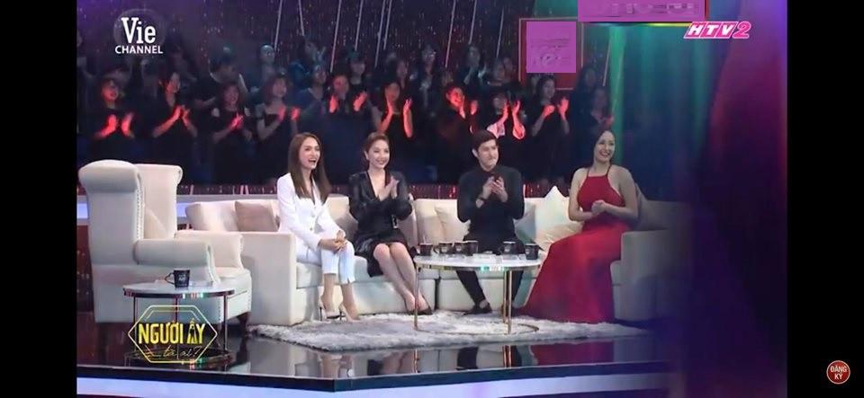 Mai Phương Thúy lộ thân hình to gấp ba lần Hương Giang nhưng số đo vòng 1 cô tiết lộ mới thực sự gây choáng - Ảnh 1.
