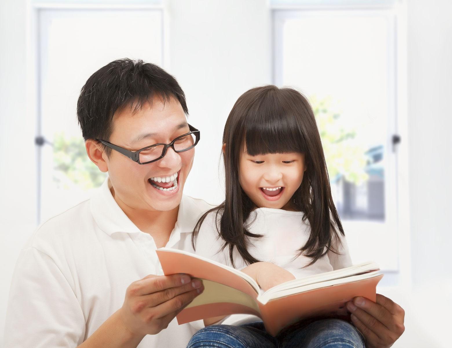 Nghiên cứu lại vừa chỉ ra thêm lý do cha mẹ rất nên đọc sách cùng con từ sớm - Ảnh 3.