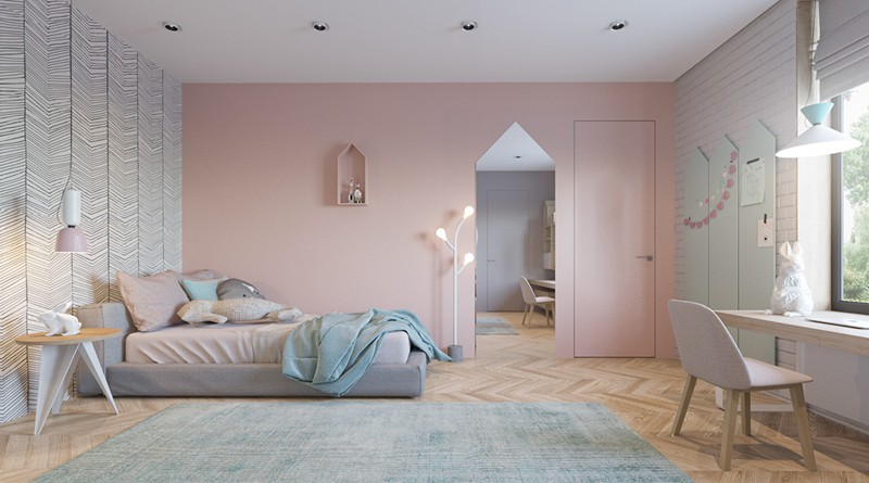 Ấn tượng với cách thiết kế phòng ngủ độc đáo cho trẻ - Ảnh 3.