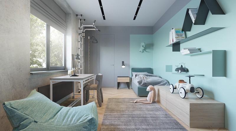 Ấn tượng với cách thiết kế phòng ngủ độc đáo cho trẻ - Ảnh 4.