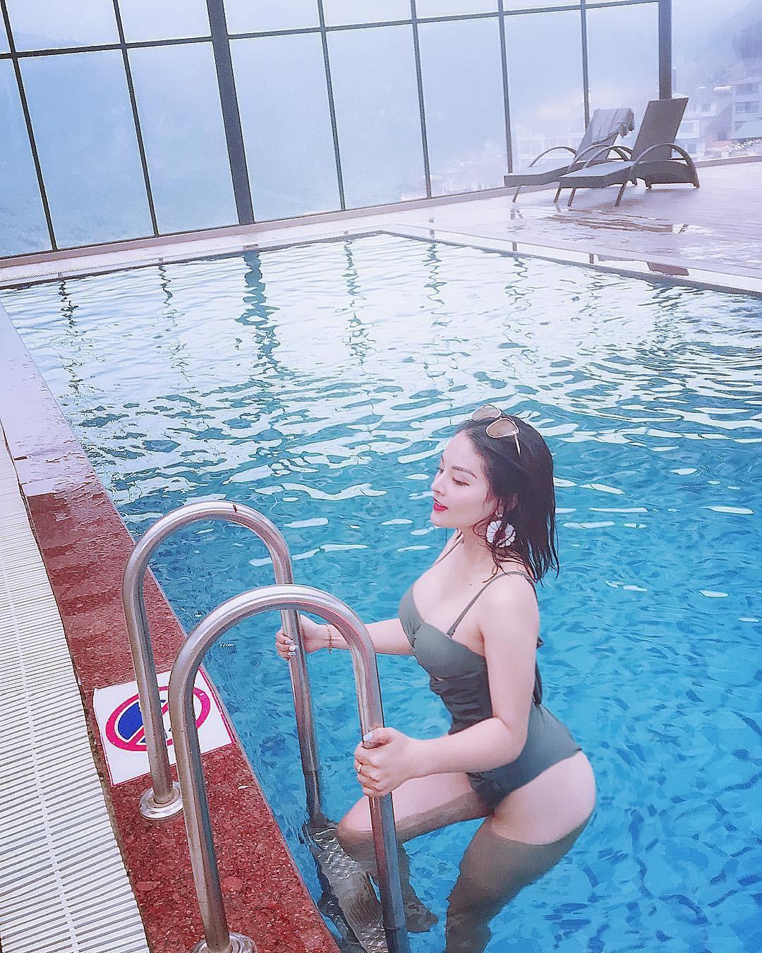 Hóa ra, thư ký sexy khiến Vũ Về nhà đi con bất chấp đòi tăng lương là gái xinh có màn lột xác ấn tượng trên Instagram - Ảnh 7.