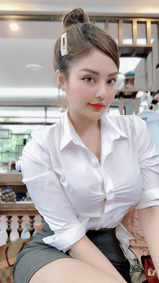 Hóa ra, thư ký sexy khiến Vũ Về nhà đi con bất chấp đòi tăng lương là gái xinh có màn lột xác ấn tượng trên Instagram - Ảnh 8.