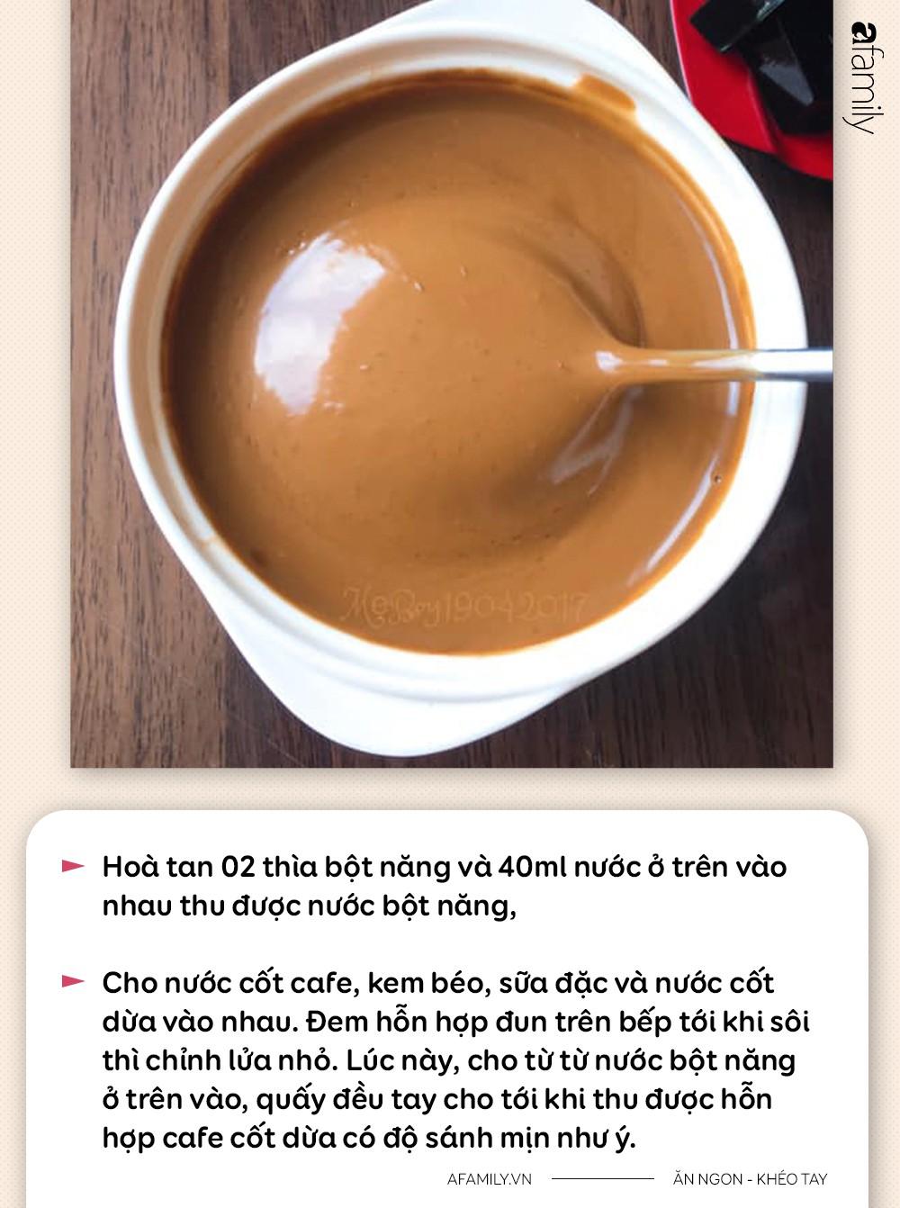 Hội chị em đang phát cuồng vì món cafe cốt dừa - bạn đã update chưa? - Ảnh 2.