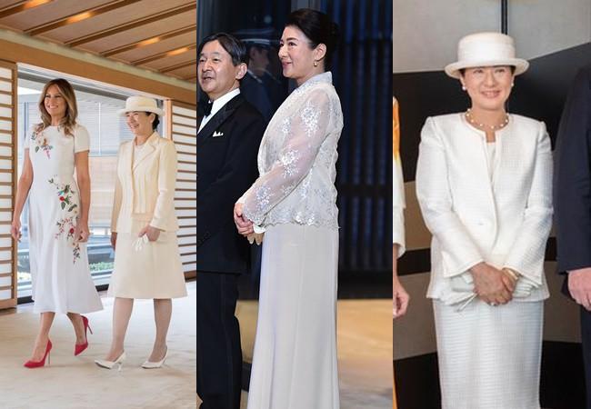 Vợ chồng Tổng thống Trump kết thúc chuyến thăm tại Nhật, Hoàng hậu Masako tiếp tục lặp lại thói quen khó bỏ nhưng được công chúng ca ngợi hết lời - Ảnh 5.