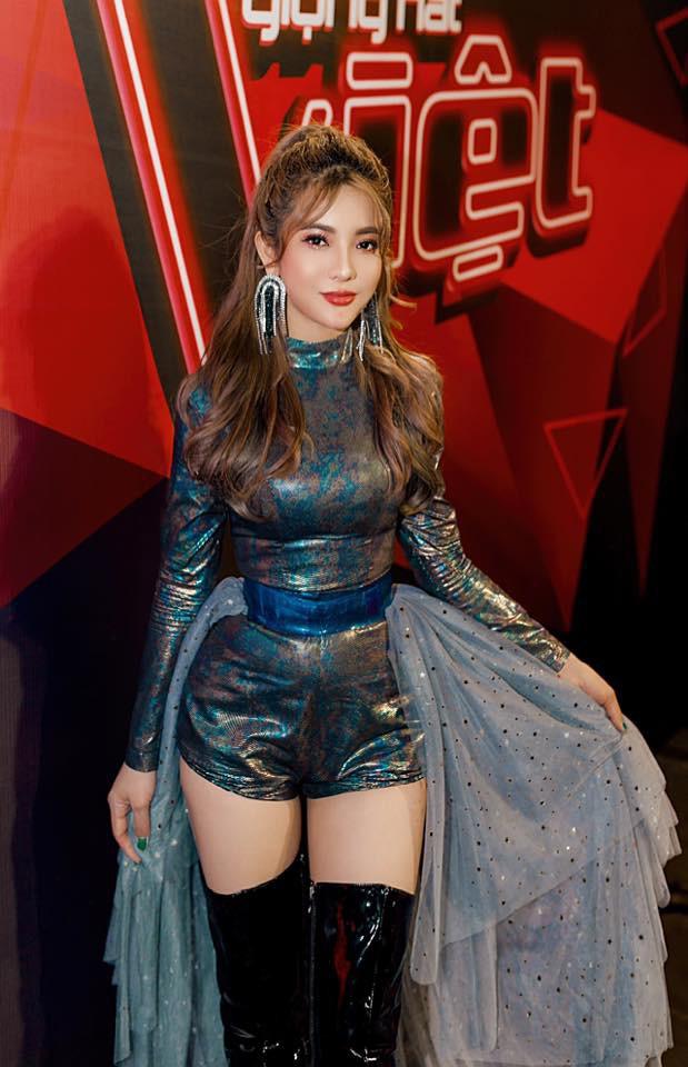 Trước khi gây sóng gió tại Giọng hát Việt 2019, Bảo Yến từng thề độc trong show hẹn hò - Ảnh 2.