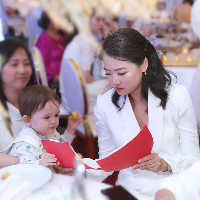 Đinh Ngọc Diệp, Trang Khiếu, Hà Đỗ quy tụ tại sự kiện đình đám dành cho mẹ và bé - Ảnh 3.