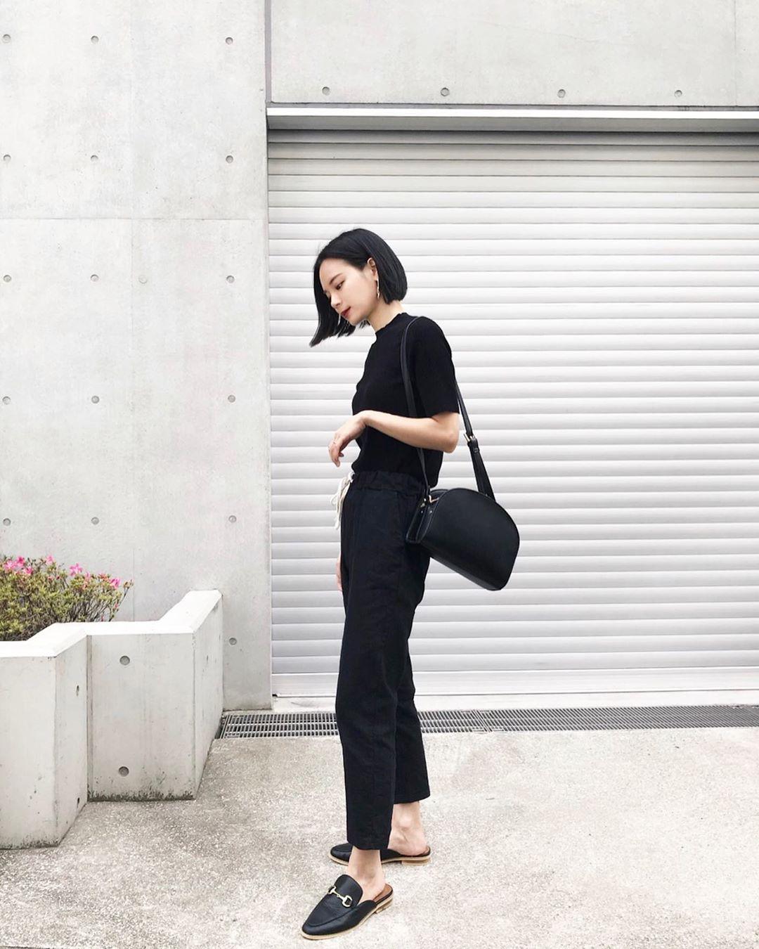 Nô nức diện váy thô mùa hè cho mát, muốn mặc đẹp hãy tham khảo 15 bộ đồ từ street style Châu Á này - Ảnh 9.