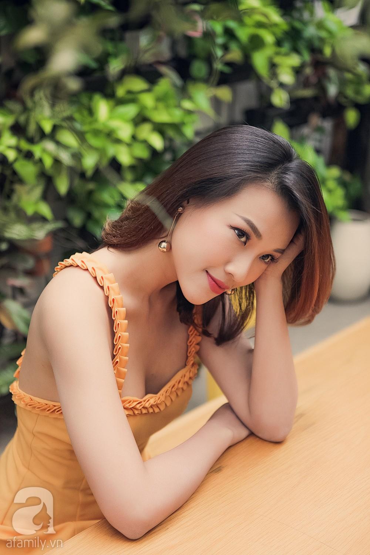 Hoàng Oanh nói về người đàn ông đủ điều kiện làm chồng: Phải có tâm để không làm mình phải rơi nước mắt, phải có tài để vợ con không chịu đói - Ảnh 7.