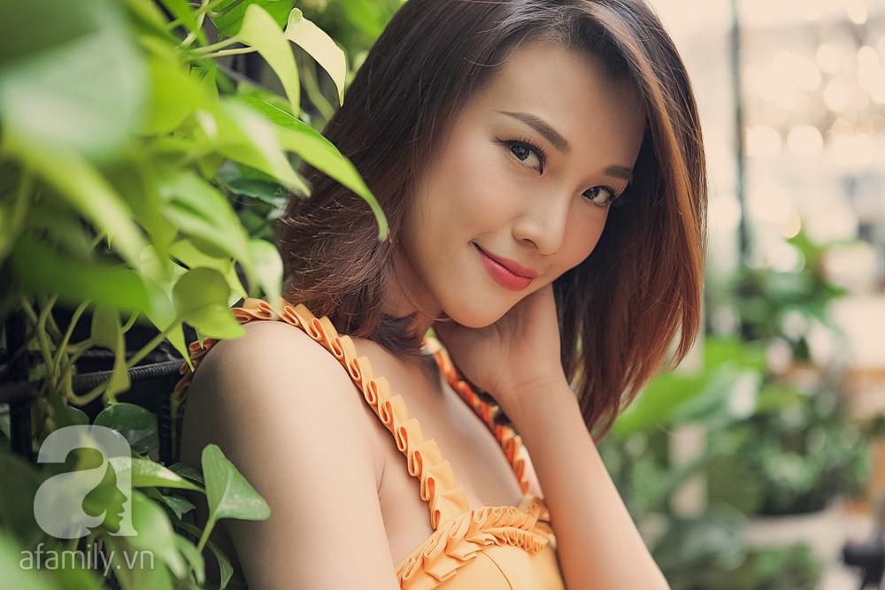 Hoàng Oanh nói về người đàn ông đủ điều kiện làm chồng: Phải có tâm để không làm mình phải rơi nước mắt, phải có tài để vợ con không chịu đói - Ảnh 1.