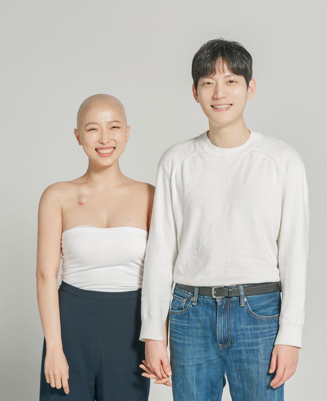 Nhật ký ung thư đầy lạc quan của Beauty Blogger Hàn Quốc: Nụ cười luôn thường trực trên môi, rồi tóc sẽ mọc lại thôi - Ảnh 6.