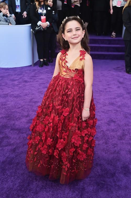 Vẻ đẹp tựa thiên thần của con gái Iron Man trong Avengers: Endgame khiến mạng xã hội phát cuồng - Ảnh 2.