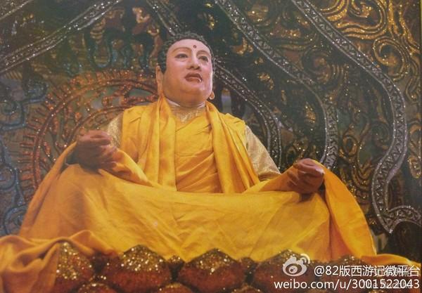 Câu chuyện kỳ lạ liên quan tới diễn viên đóng vai Phật tổ trong Tây Du Ký: Được quỳ lạy khi đang đi ngoài đường - Ảnh 2.