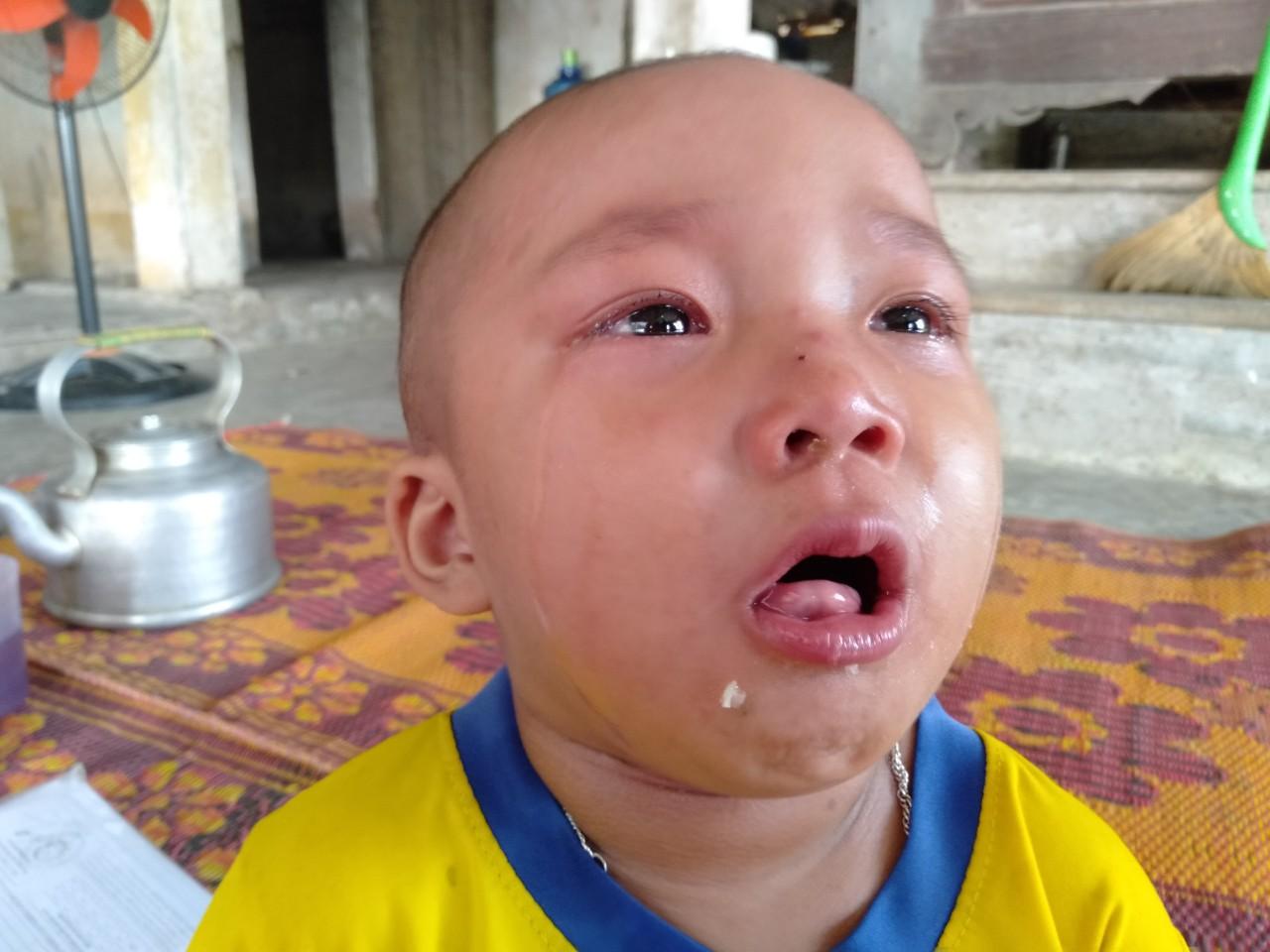 Tiếng khóc xé lòng của bé gái 3 tuổi mắc bệnh hiểm nghèo - Ảnh 2