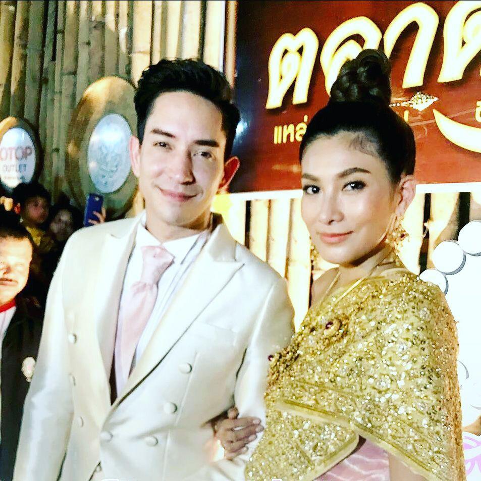 Cặp đôi vàng của làng phim Thái: Yêu nhau 10 năm không chịu cưới, nhưng hạnh phúc không ngờ vì những lý do này - Ảnh 1.