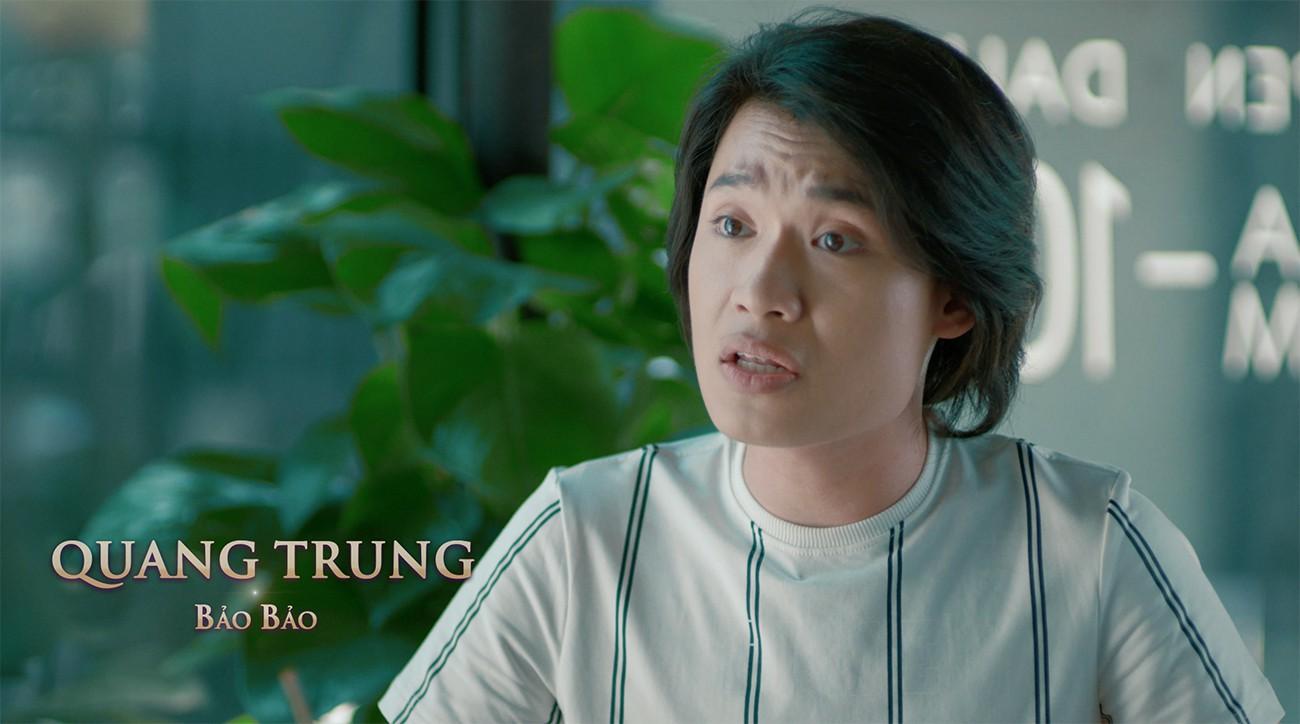 Thúy Ngân đau đầu vì đụng độ Mr. Cần trô Xuân Nghị trong phim về bệnh viện tình yêu  - Ảnh 4.