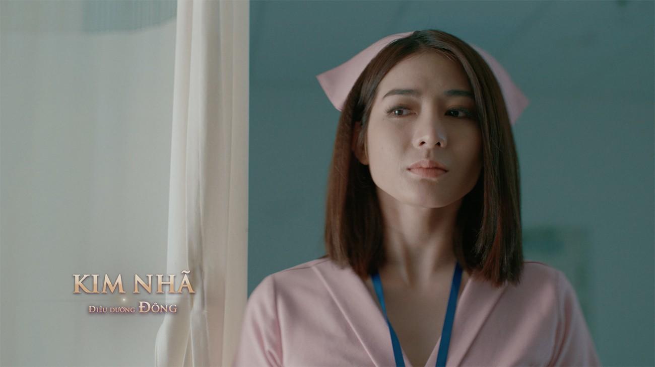 Thúy Ngân đau đầu vì đụng độ Mr. Cần trô Xuân Nghị trong phim về bệnh viện tình yêu  - Ảnh 5.