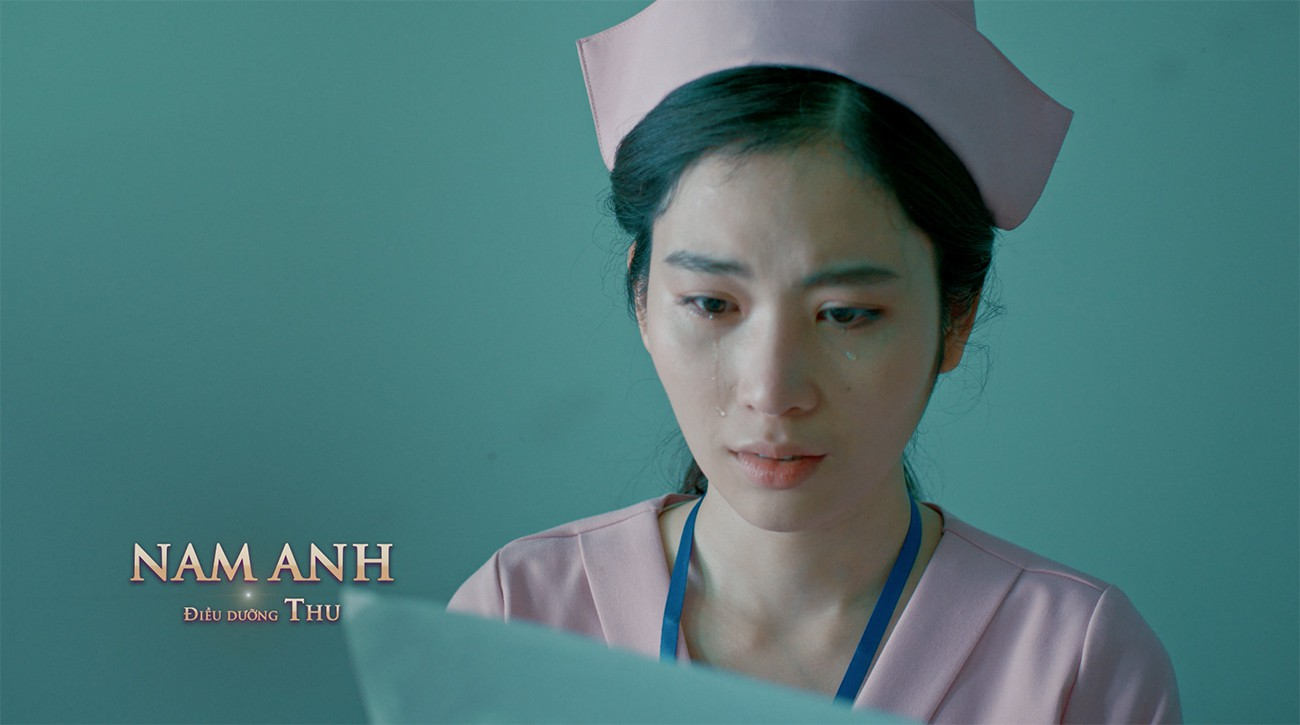 Thúy Ngân đau đầu vì đụng độ Mr. Cần trô Xuân Nghị trong phim về bệnh viện tình yêu  - Ảnh 3.