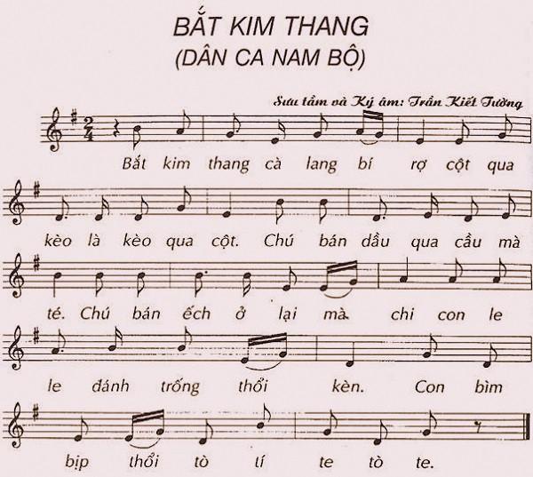 Mẹ ơi, vì sao thế - Bài hát Bắc Kim Thang trẻ con, người lớn ai cũng thuộc nhưng ý nghĩa là gì thì mấy ai hiểu? - Ảnh 1.