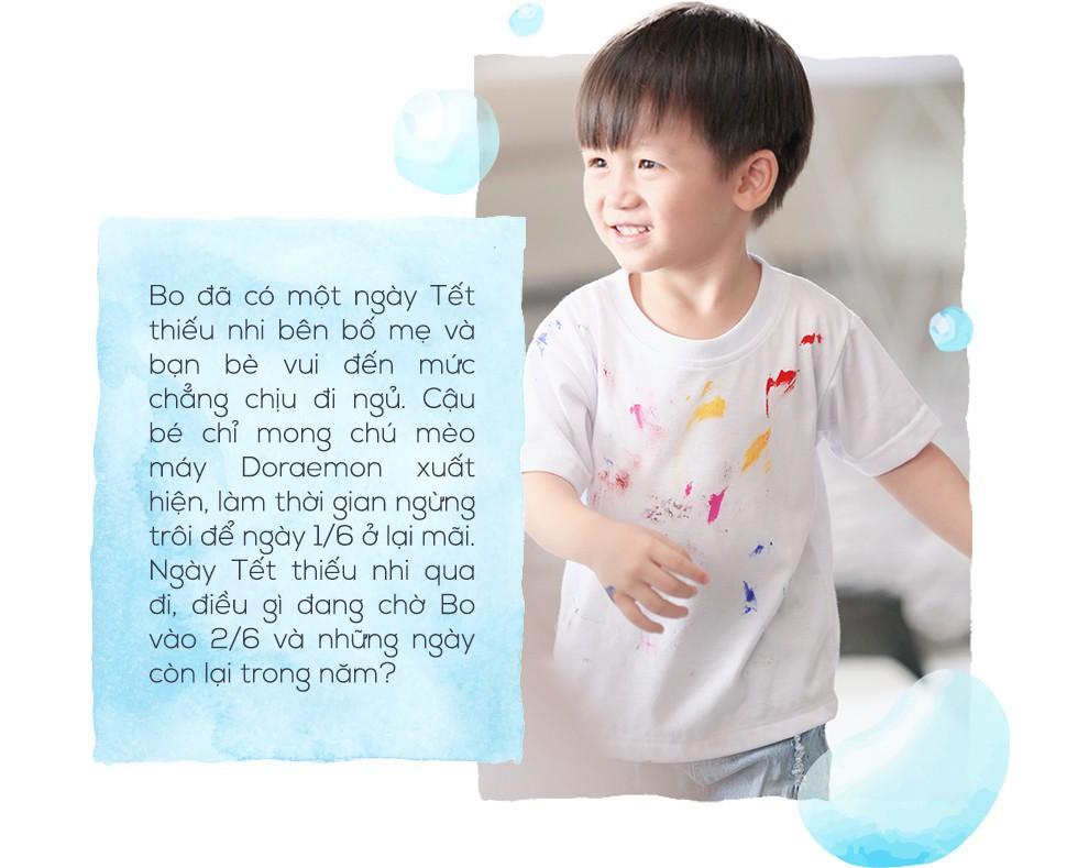 Hơn cả 1/6, điều con cái thực sự cần là những yêu thương dịu nhẹ suốt 365 ngày - Ảnh 2.